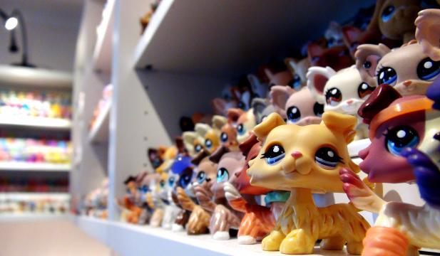 Którą figurką z Littlest Pet Shop jesteś?