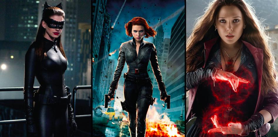Jaką superbohaterką jesteś? A może bardziej nadajesz się na złoczyńcę?