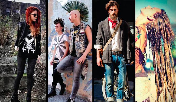 Do której z subkultur pasowałbyś najbardziej?