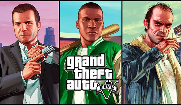 Którą postacią byłbyś w grze Grand Theft Auto V?
