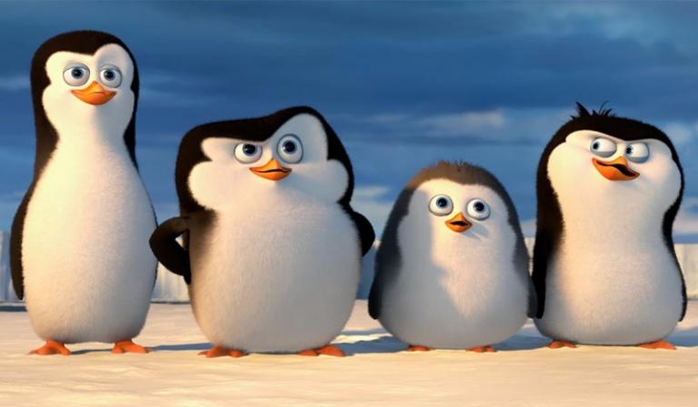 Którym pingwinem z Madagaskaru jesteś?
