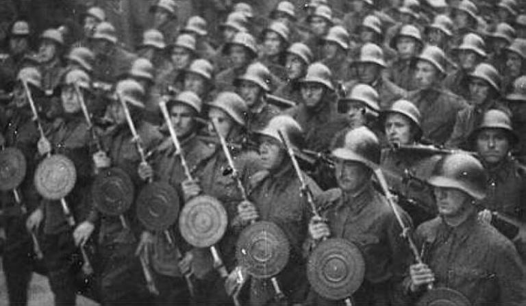 W jakiej armii walczyłbyś w latach 1939-1945?