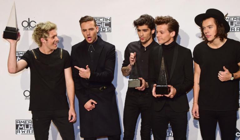 Jak duża jest Twoja wiedza na temat zespołu One Direction?