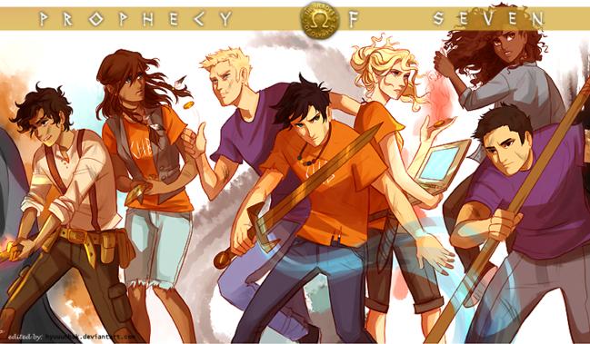 Kim z Percy'ego Jacksona jesteś?