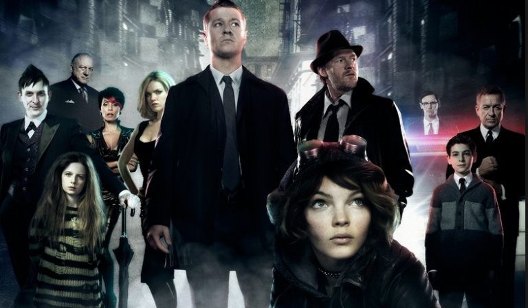 """Którą postacią z """"Gotham"""" jesteś?"""