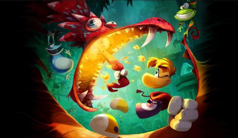 Jak dobrze znasz grę Rayman Legends?