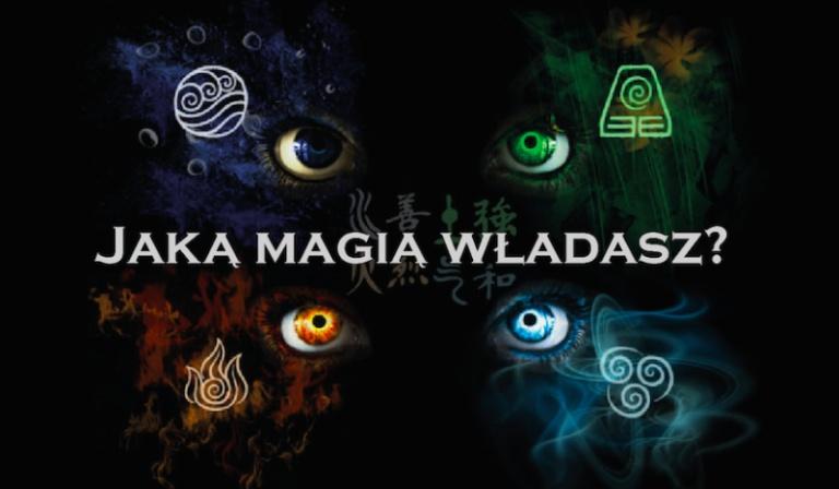 Jaką magią władasz?