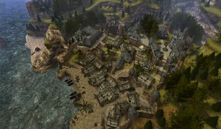 Kim byś był na wyspie Khorinis?