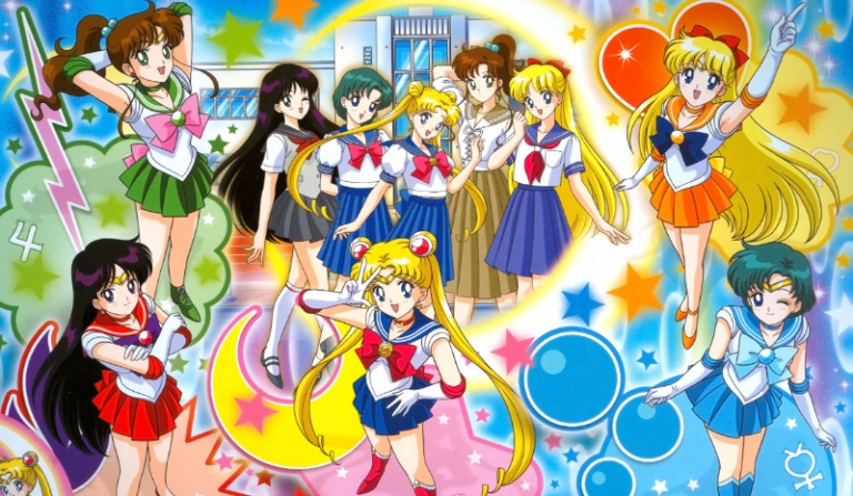 Jak dobrze znasz Sailor Moon?