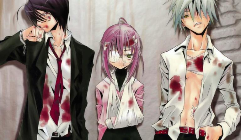 Jaką postacią nadnaturalną byłbyś w anime?
