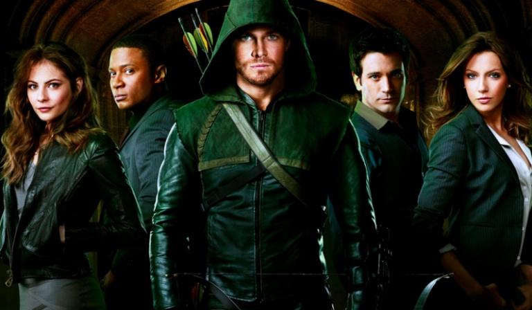 """Kim jesteś z ,,Arrow""""?"""