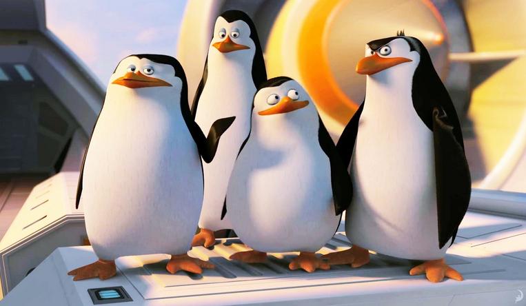 Jak dobrze znasz Pingwiny z Madagaskaru?