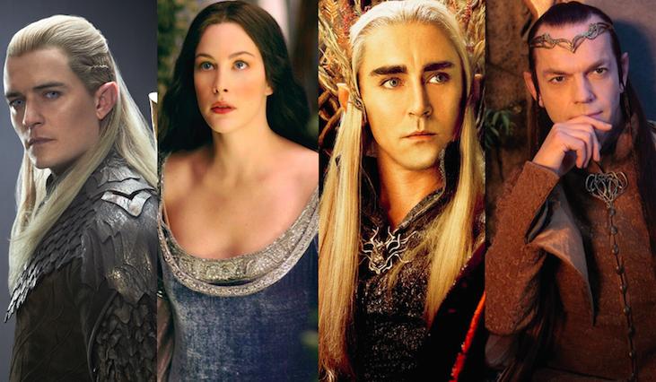 Którym Elfem z książki Hobbit/Władca Pierścieni jesteś?