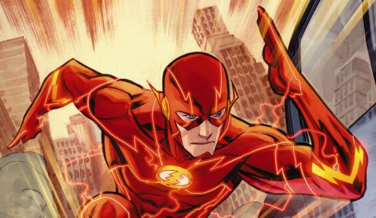 Jak dobrze znasz postać Flash?