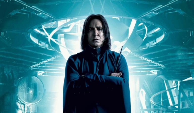 """Ile wiesz o Severusie Snape z książki """"Harry Potter""""?"""