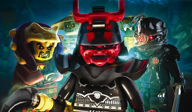 Którym Czarnym Charakterem Z Lego Ninjago Jesteś Samequizy