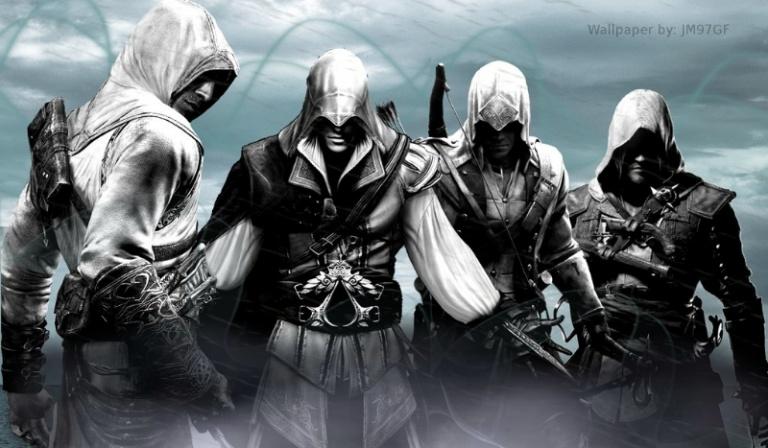 Jak dobrze znasz serie Assassin's creed?