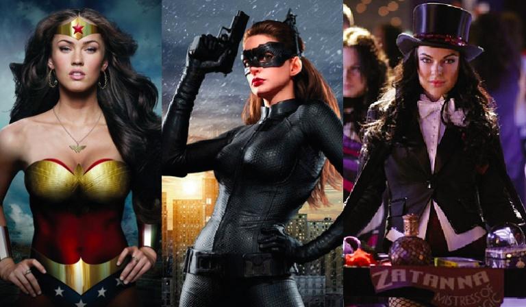Która superbohaterka zostałaby Twoją przyjaciółką?