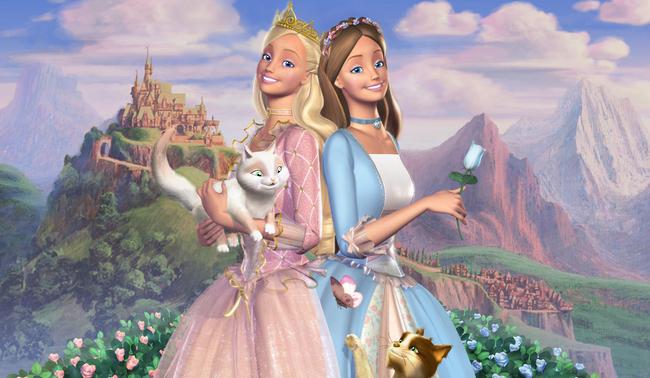 Którą księżniczką z bajek o Barbie jesteś?