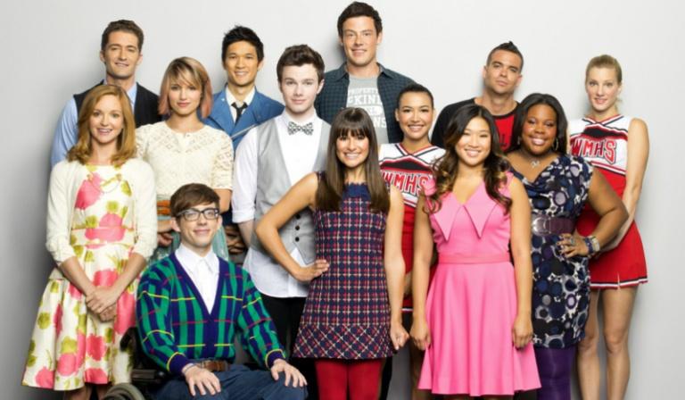 """Którą postacią z serialu """"Glee"""" jesteś?"""