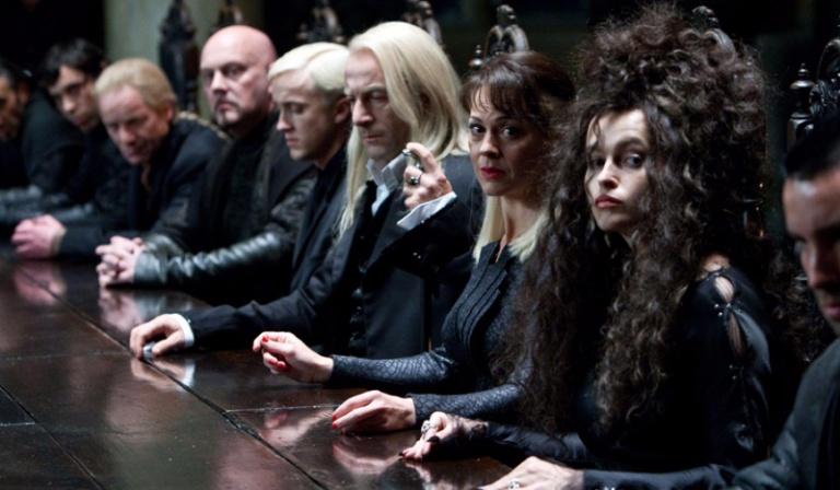 Który śmierciożerca byłby Twoim rodzicem w świecie Harry'ego Pottera?