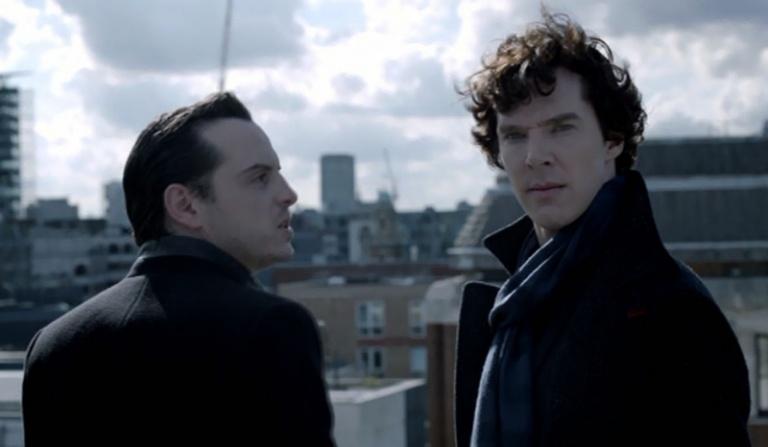 """Czyim dzieckiem z """"Sherlocka"""" mógłbyś być?"""