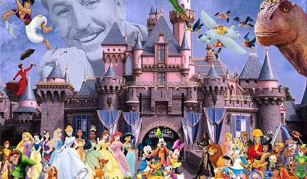 Którą postać z bajek Disneya najbardziej przypominasz?
