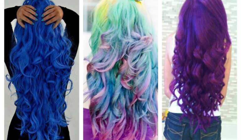 Jaki nietypowy kolor włosów do Ciebie pasuje?