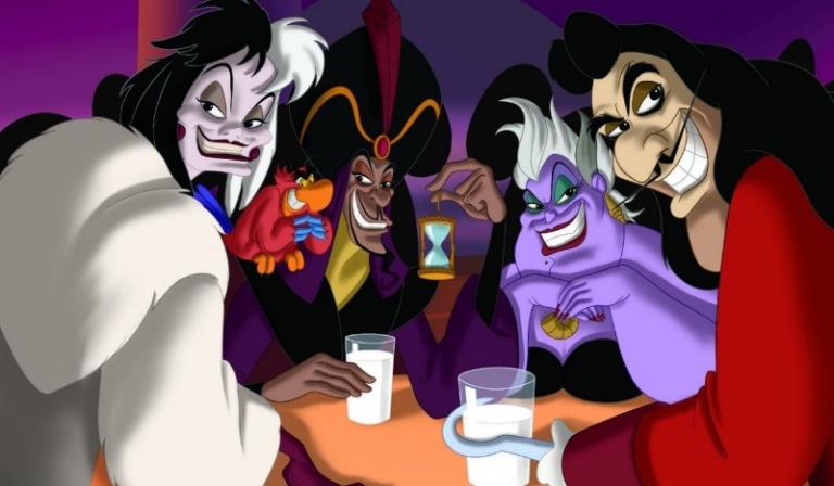 Którym ze złych bohaterów bajek Disneya jesteś?