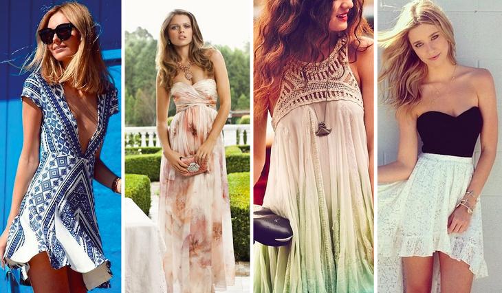 Jaka sukienka na lato do Ciebie pasuje?