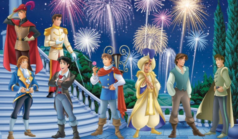 Który książę z bajek Disney'a do Ciebie pasuje?