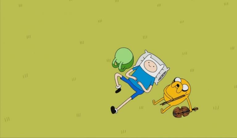 """Czy jesteś prawdziwym fanem """"Adventure Time""""?"""