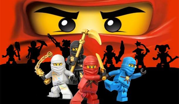 Co wiesz o Ninjago?