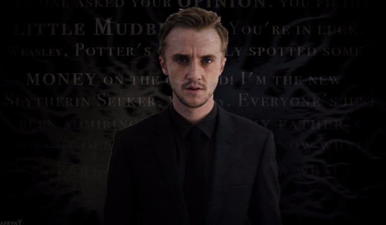 Czy pasujesz do Draco Malfoya?