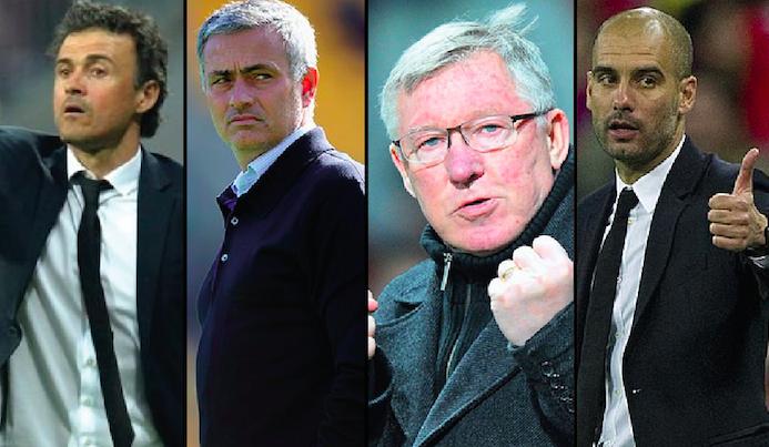 Którego trenera piłki nożnej przypominasz?