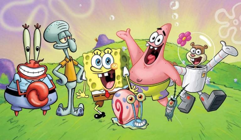 Ile wiesz o Spongebobie?