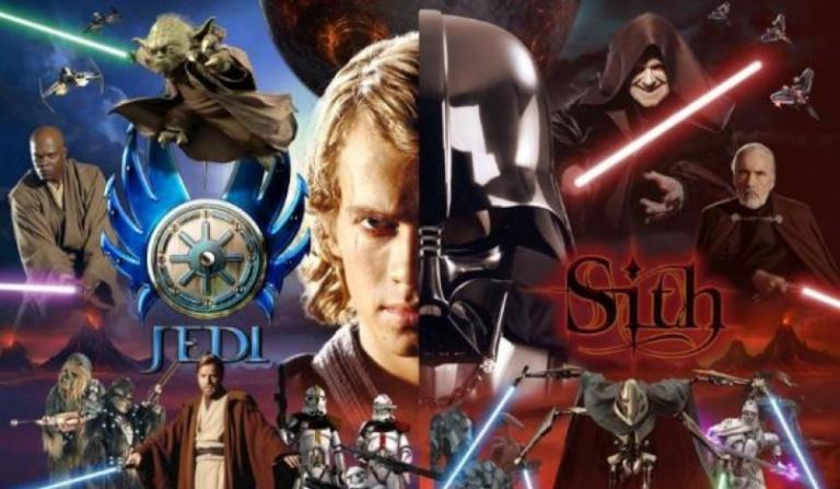 """Którym bohaterem z """"Gwiezdnych Wojen"""" jesteś?"""