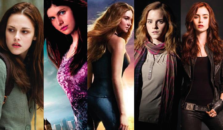 Którą kobiecą postacią z książek jesteś?