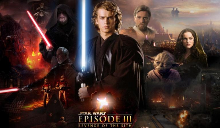 Jak dobrze znasz trzecią część Star Wars?