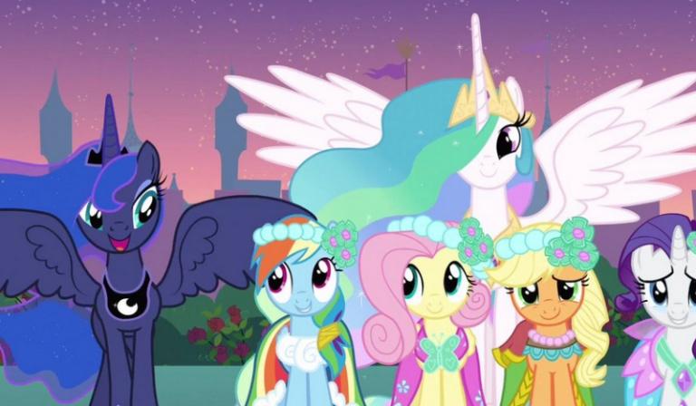 """Którą księżniczką z """"My Little Pony"""" jesteś?"""