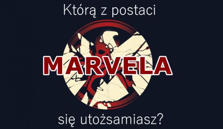 Z którą z postaci Marvela się utożsamiasz?