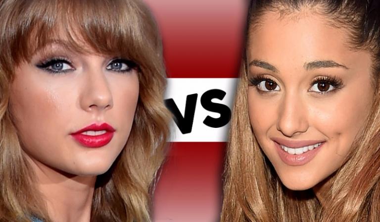 Jesteś bardziej jak Taylor Swift czy jak Ariana Grande?