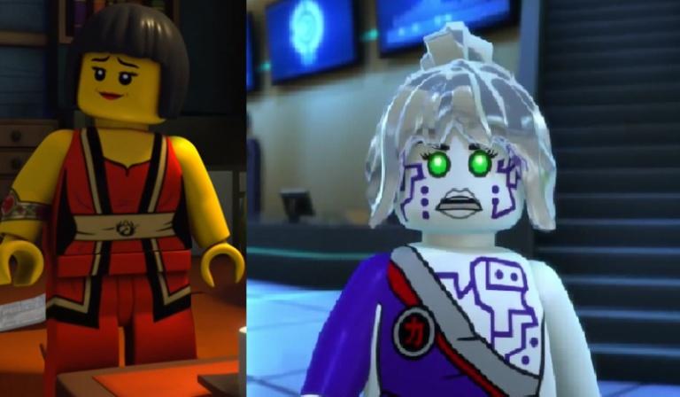 Którą dziewczyną z Ninjago jesteś?