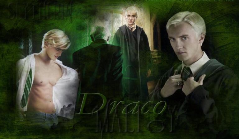 Co myśli o Tobie Draco Malfoy?