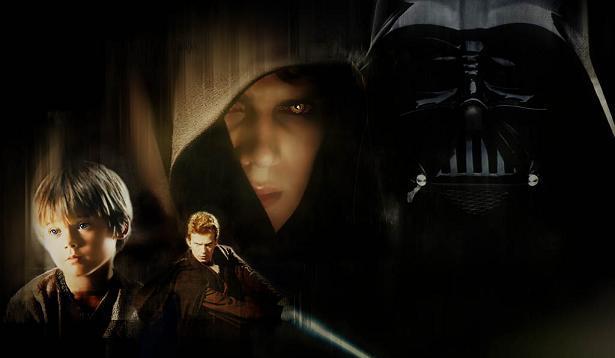 Którym Anakinem/Vaderem jesteś?