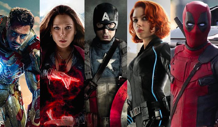 """Którą postacią z """"Uniwersum"""" Marvela jesteś?"""