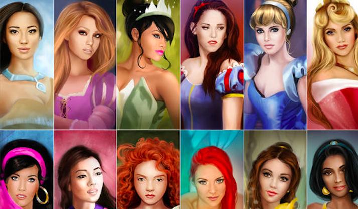 Którą kobiecą postacią z bajek Disneya jesteś?