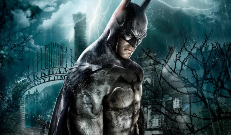 Co wiesz o grze Batman Arkham Asylum?