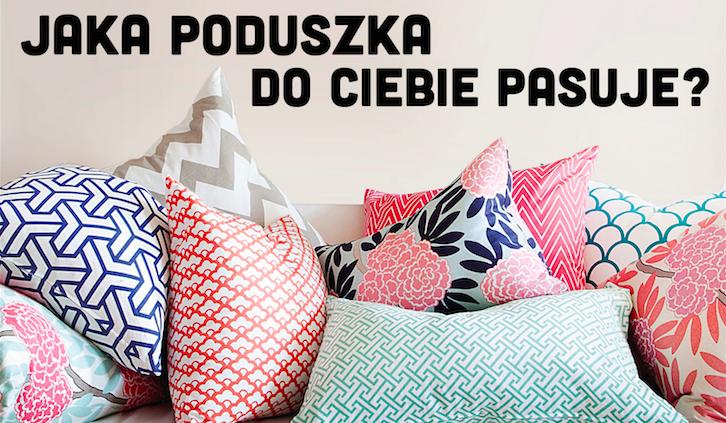 Jaka poduszka do Ciebie pasuje?