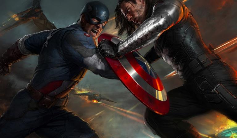 """Którą postacią byłbyś w filmie: ,,Kapitan Ameryka: Zimowy Żołnierz""""?"""